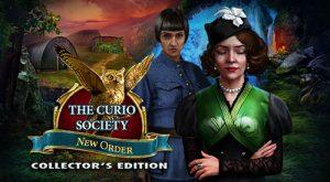 curio society new order